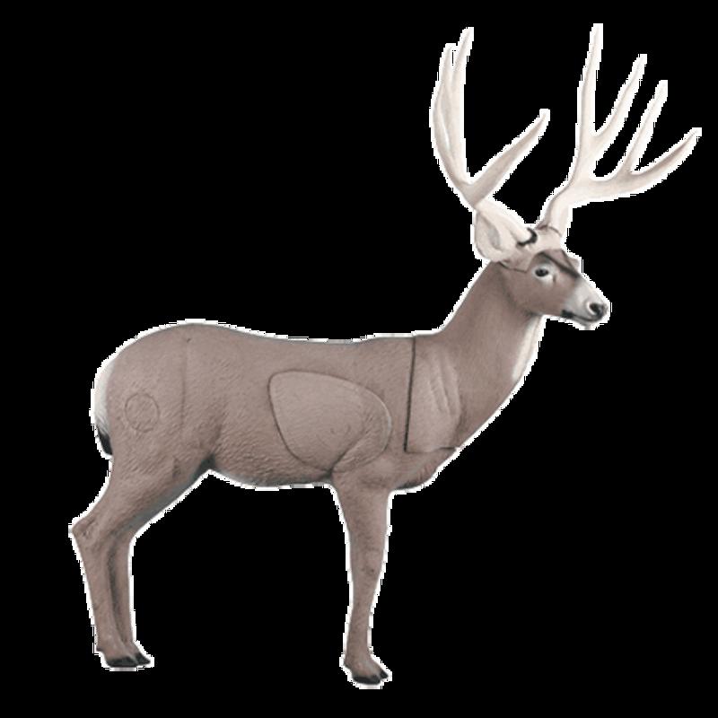 Bilde av Rinehart Giant Mule Deer